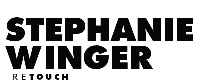 Stephanie Winger - high-end beauty and fashion retoucher